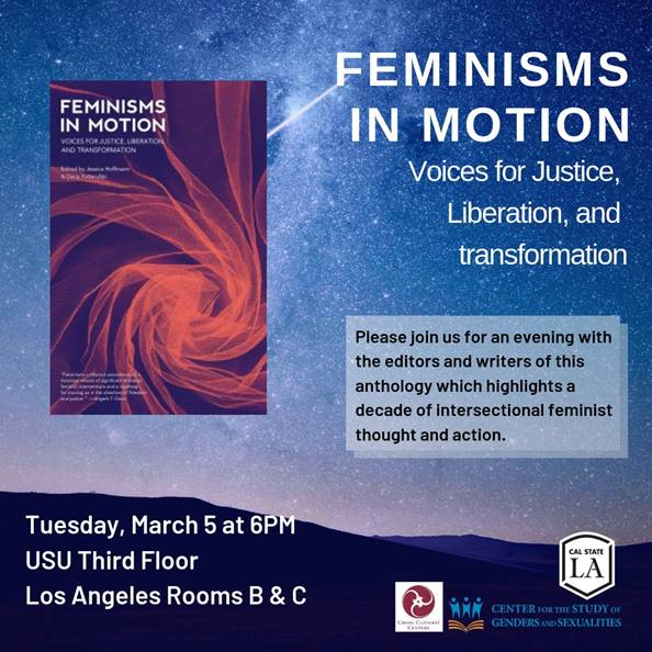 feminisms in motion at cal state la